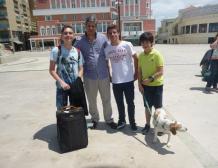 Erasmus+, izmenjava na Portugalskem, 0. dan