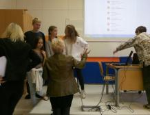 Erasmus+KA2 predstavitev učiteljem