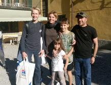 Italija Erasmus+K2 izmenjava, 1. dan