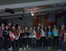 Šolski ples 23. 12. 2014